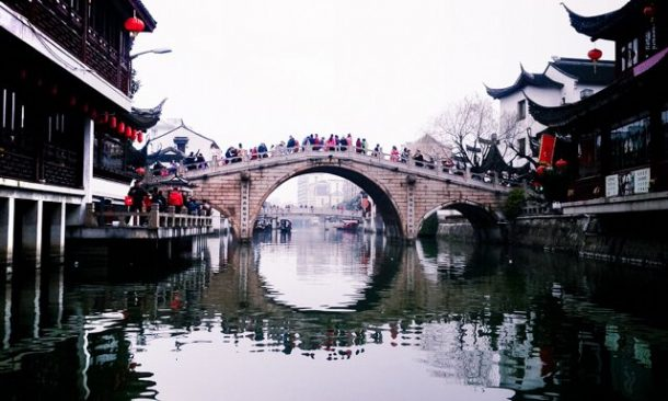 Qiabo Water town - Free things to do in Shanghai, China
