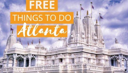 Free things to do in Atlanta GA
