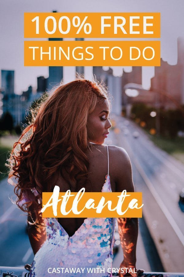 "22 Fun Free Things to do in Atlanta, GA | Want to do something in the ""The City in the Forest""? Need to save money? Try out these free attractions you can do in Atlanta! 