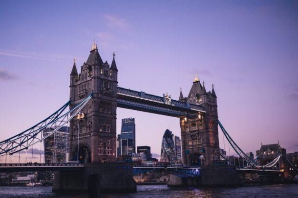 Tower bridge - Free Things to do in London UK
