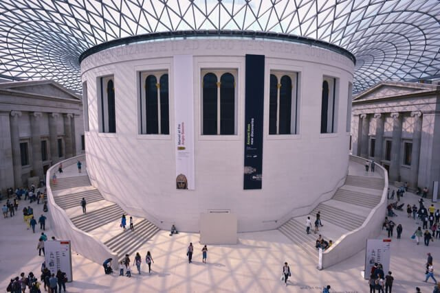 The British Museum - Free Things to do in London UK