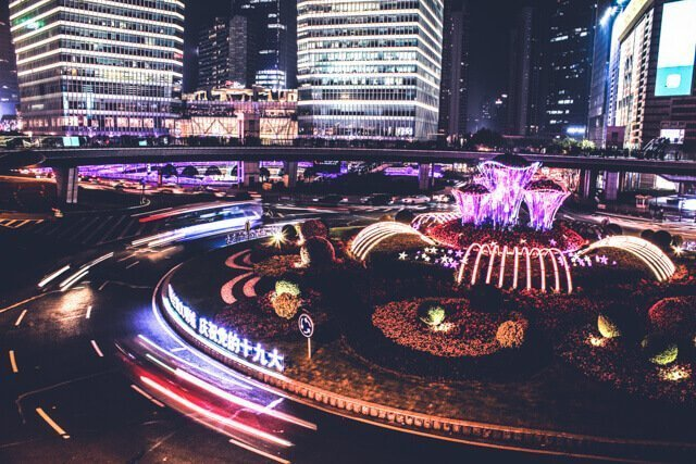 Lujiazui Ring Road - Free things to do in Shanghai, China