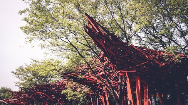 Jing'An Sculpture Park - Free things to do in Shanghai, China