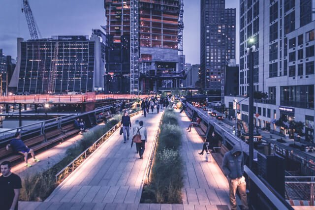 The Highline - Free Things to do in New York City