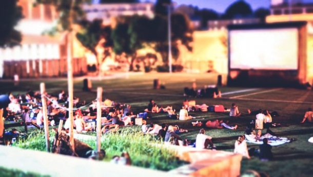 Outside Cinema - Free Things to do in New York City
