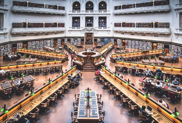 State Library of Victoria - Free Things to do in Melbourne