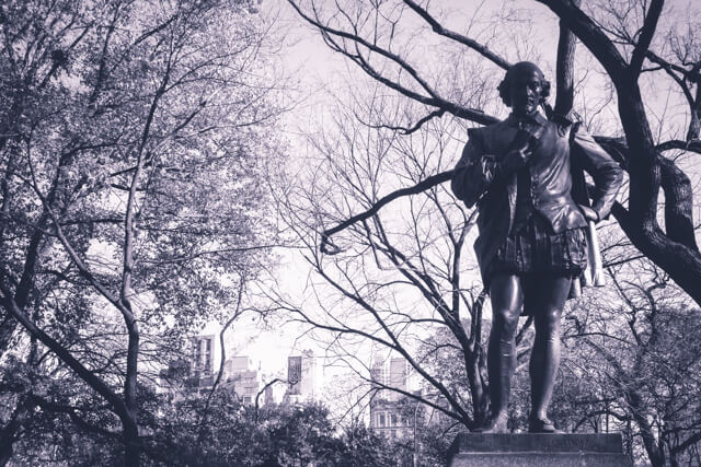 Shakespeare - Free Things to do in New York City