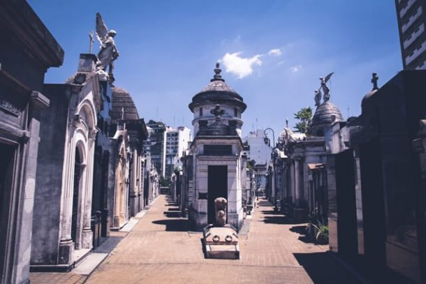 La Recoleta Cemetery - Free Things to do in Buenos Aires, Argentina