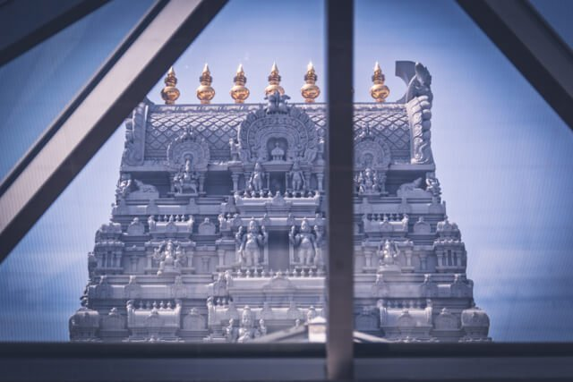 Ganesh Hindu Temple - Free Things to do in New York City