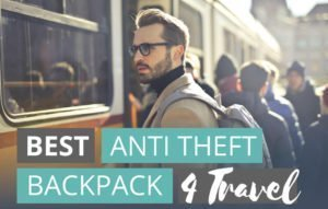 Compare and choose the best anti theft backpacks for travel. Looking for a more secure backpack? Take a look at these stylish, comfortable and seriously secure travel bags for Men & Women. These are anti-theft backpacks that every traveller needs. Perfect for travel to Europe or other places where pick pocketing and snatch and run thefts are prominent | Anti-theft backpack | Lockable backpacks | Travel Accessories | Theft Proof #Women #Men #Purse #Laptop #CwC #Products #Backpack #Travel #Tips