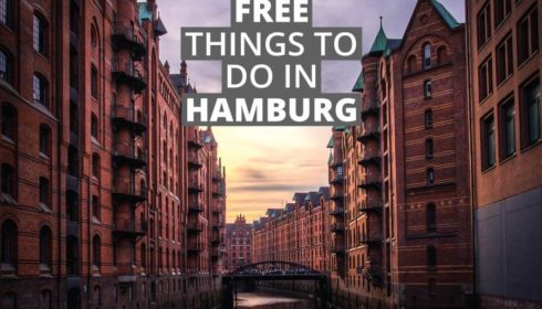 Free things to do in Hamburg Germany