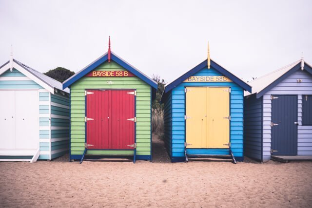 Brighton Beach Boxes - Free Things to do in Melbourne