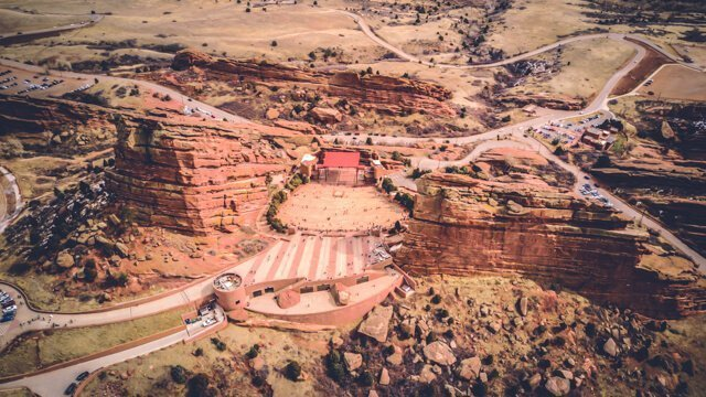 Red Rocks Amphitheater - Free Things to do in Denver, USA