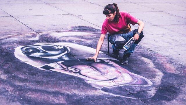 Denver Chalk Art Festival - Free Things to do in Denver, USA