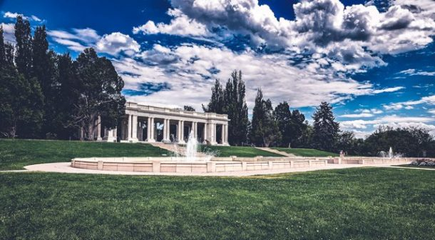 Cheesman Park - Free Things to do in Denver, USA