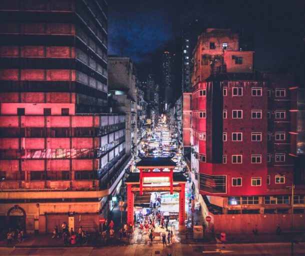Temple street Night Market - Free Things to do in Hong Kong