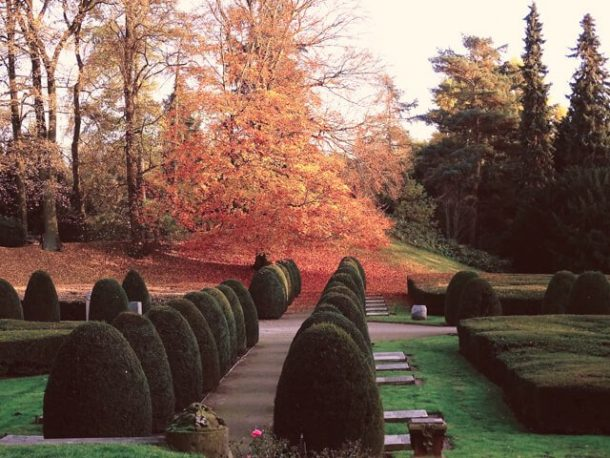 Ohlsdorf Cemetery - Free things to do in Hamburg Germany