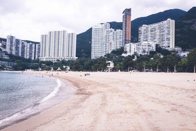 Beach at Repulse Bay - Free Things to do in Hong Kong