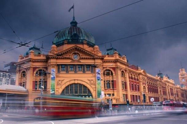 Flinders st station - Free Things to do in Melbourne