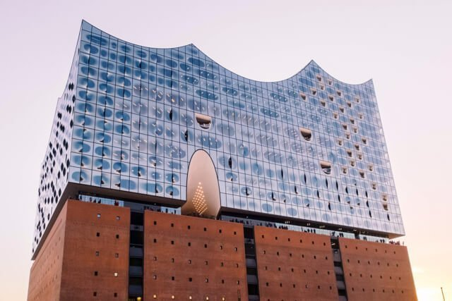 Elbphilharmonie - Free things to do in Hamburg Germany