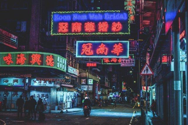 Poetry - Peel Street - Free Things to do in Hong Kong