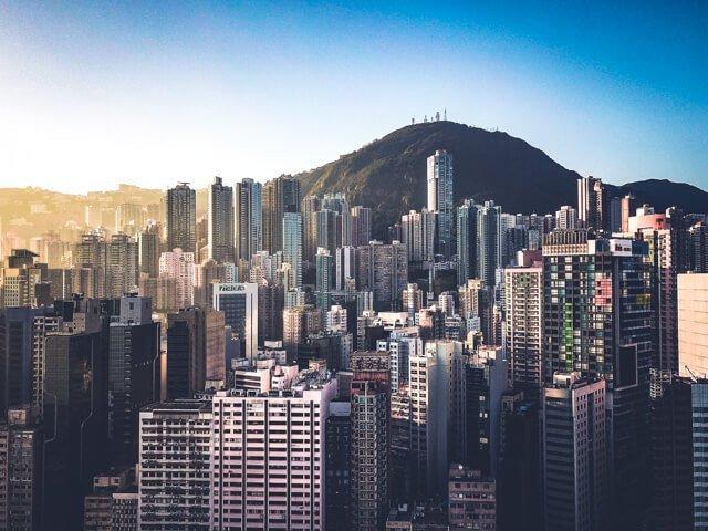 Hong Kong skyline - Free Things to do in Hong Kong