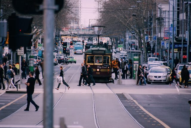 Tram - Free Things to do in Melbourne