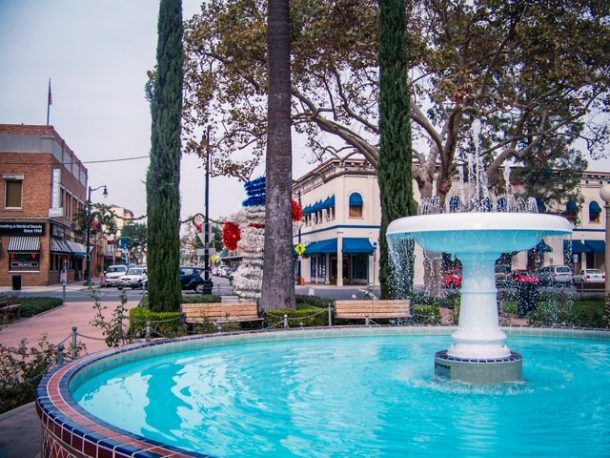 Old Towne Orange - Free Things to do in Orange County California USA