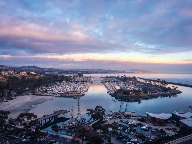 Enjoy a day at Dana Point Harbor - Free Things to do in Orange County California USA
