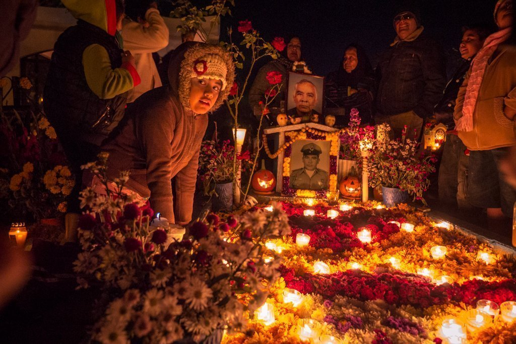Day of the dead in oaxaca -  travel to oaxaca mexico - things to do in oaxaca