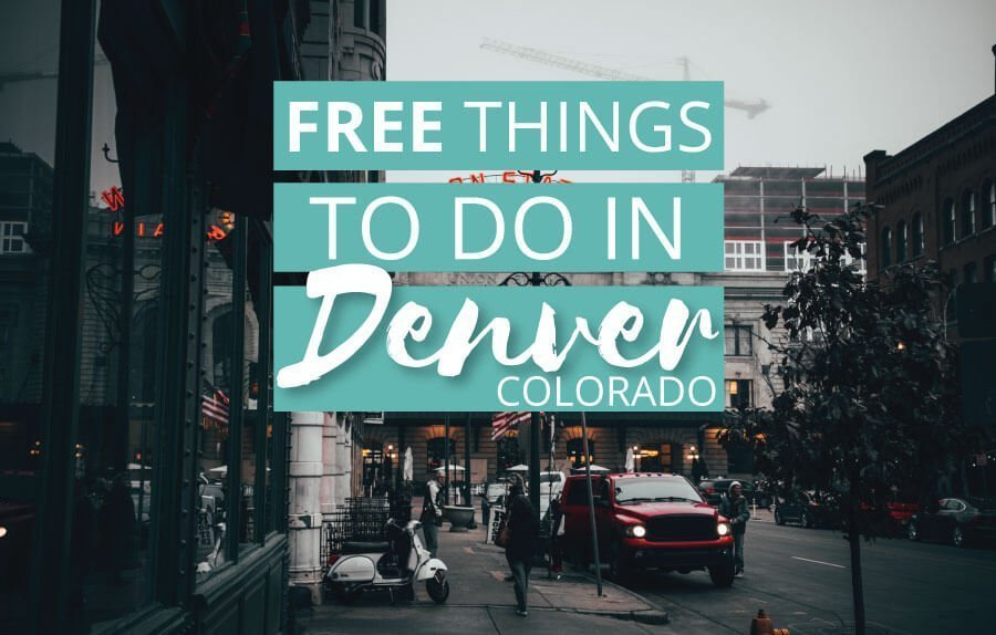 Did you know Denver has a thriving art and music scene? Get to know this city like a local with the ultimate list of Free Things to Do in Denver, Colorado. You can't do some of these awesome things anywhere else! Like the First Friday Art Walk, attend completely FREE summer festivals or watch a free movie at an amphitheatre made of natural rock! Have you tried any of these? #Free #ThingsToDoIn #Winter #Denver #Colorado #USA #Photography #CwC #Travel #Downtown #Hiking #Attractions