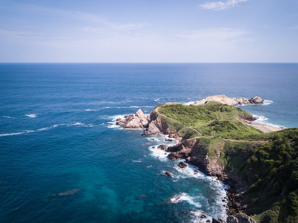 Punta Cometa - travel to oaxaca mexico - things to do in Puerto Escondido
