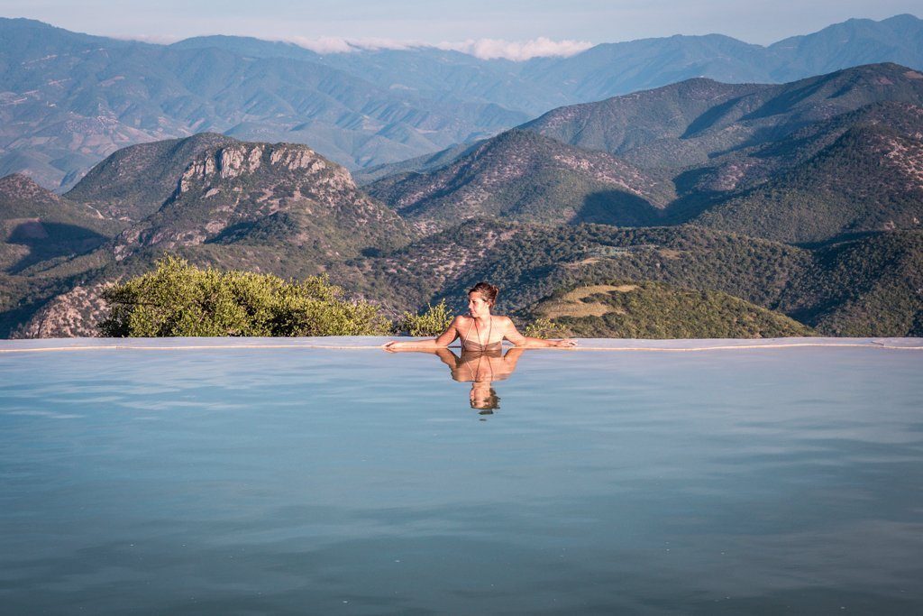 Hierve el Agua - travel to oaxaca mexico - things to do in oaxaca
