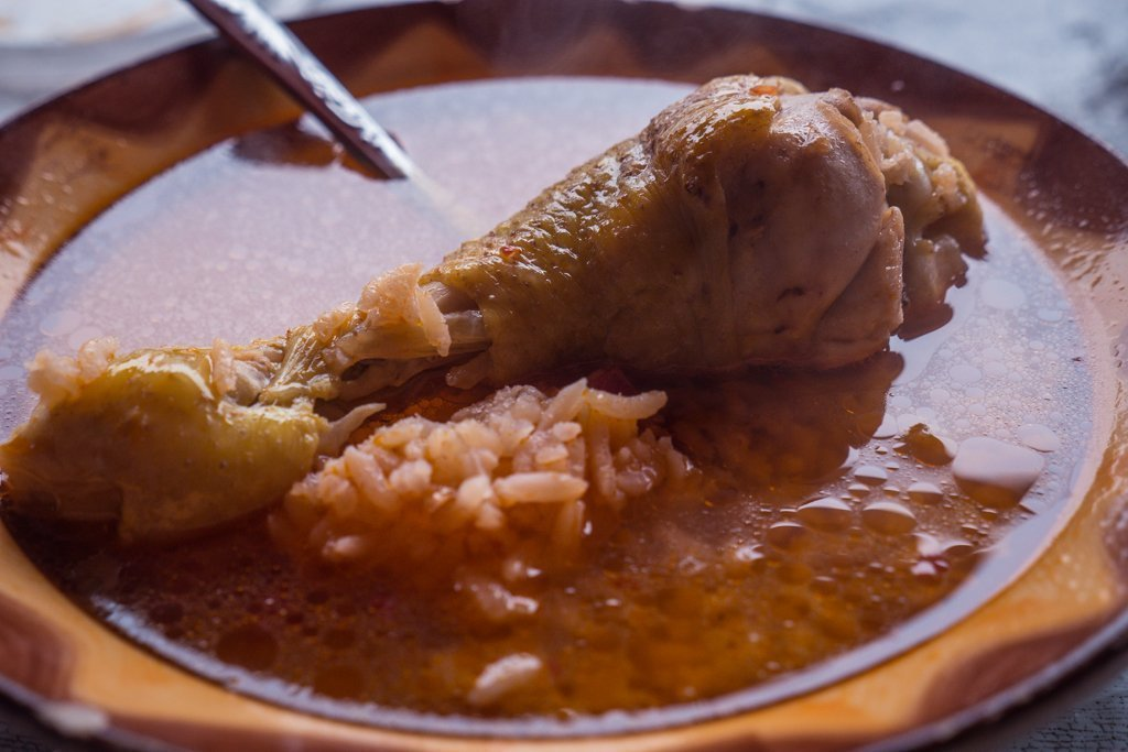 Pozole - travel to oaxaca mexico - things to do in oaxaca