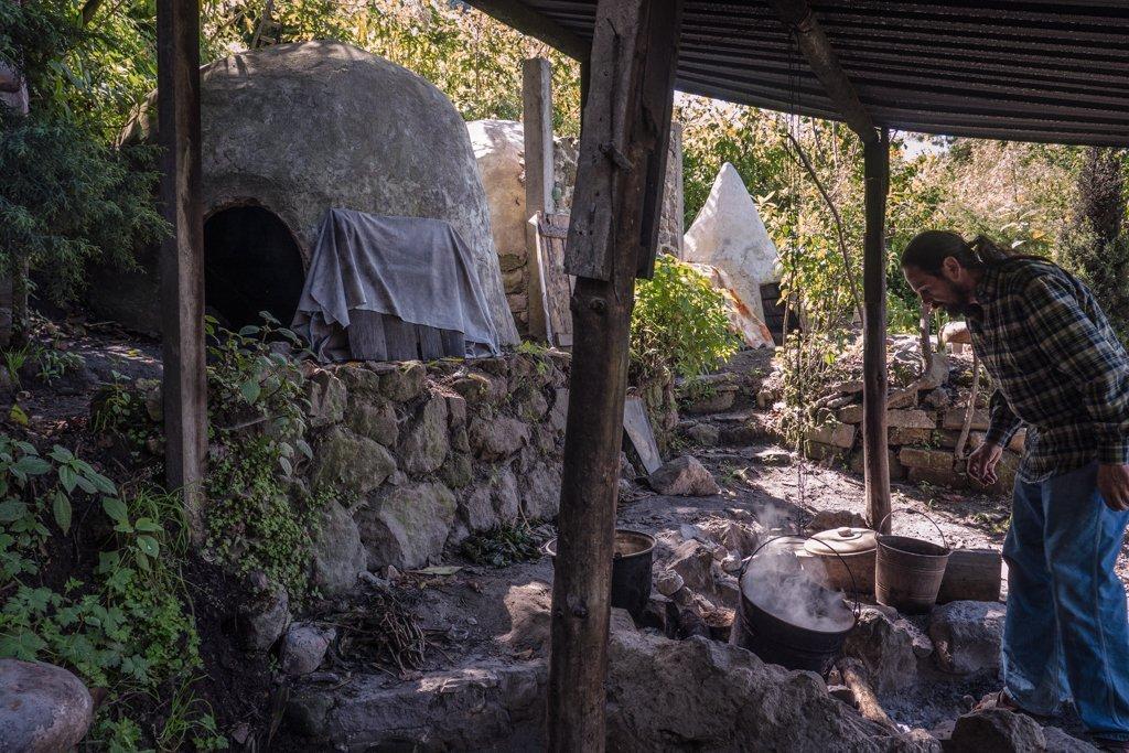4 Elementos Temazcal - travel to oaxaca mexico - things to do in oaxaca
