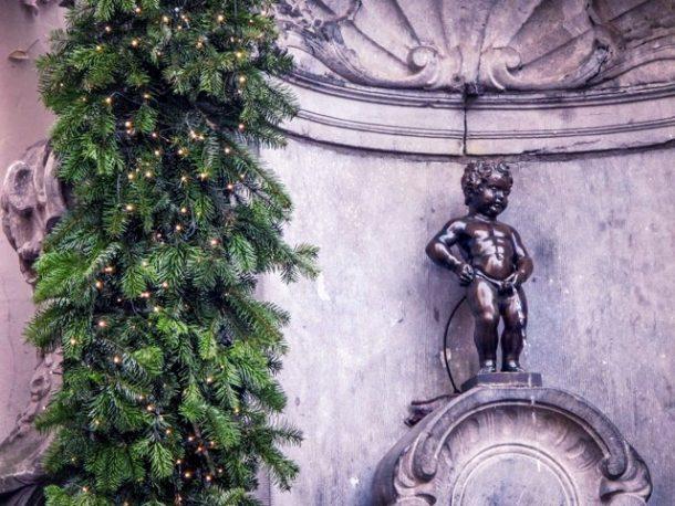 Manneke Pis - Fun Free Things to do in Brussels, Belgium
