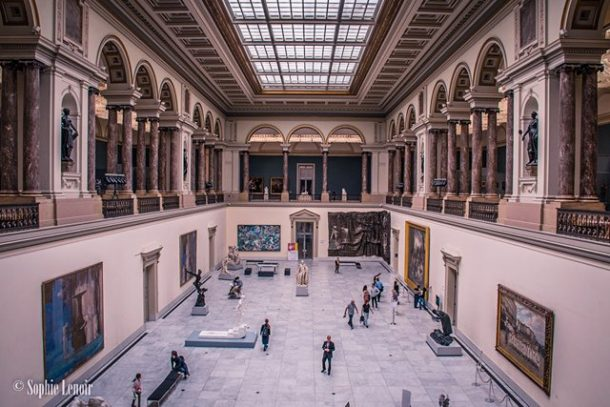 Museum of Fine Arts - Fun Free Things to do in Brussels, Belgium