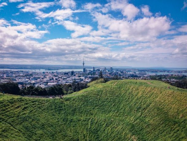 Mount Eden - Free Things to do in Auckland New Zealand