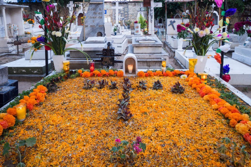 Day of the dead in Panteon General oaxaca - Day of the Dead Oaxaca - Dia de los Muertos Oaxaca
