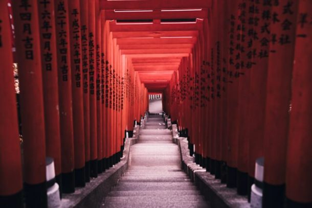 Fushimi Inari shrines for Free Things to do in Japan