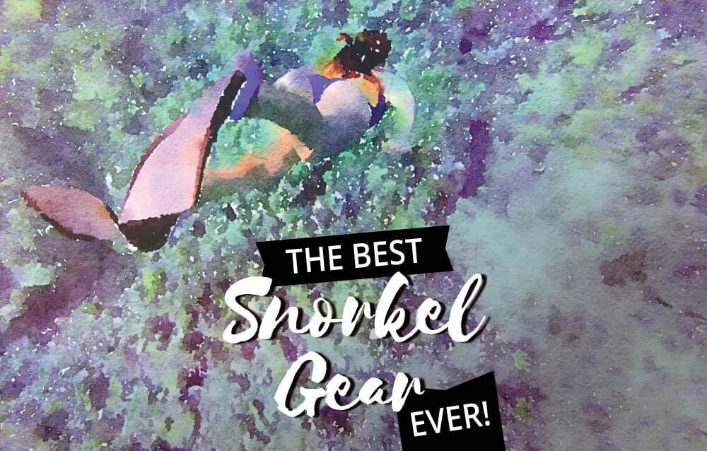 The Best Snorkel Gear Sets for Travel