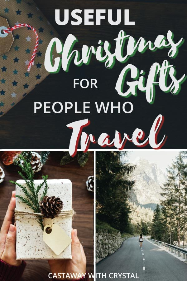 Gift guide for travellers | If you are looking for practical and useful Christmas present ideas for someone who loves travel look no further! This is the detailed checklist that every traveller needs when packing. All you need to do is take a look at the checklist, and ideas for gifts will start running wild!#Christmas #ChristmasGifts #Presents #Gifts #Travel #CwC #products #shop