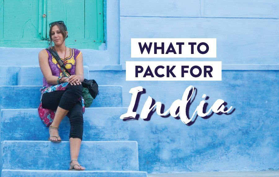 Wondering what to pack for India? Check out this HUGE India Packing list designed to help you choose what to take! Includes what women and men should wear in India + India travel tips and packing ideas. Save this pin to read later to plan your outfits for India. Comes with a FREE downloadable packing list for India. 🇮🇳 🕍 🕌 🛵 #Women #India #Men #Travel #CwC #Packing #Tips #Products #Backpacking