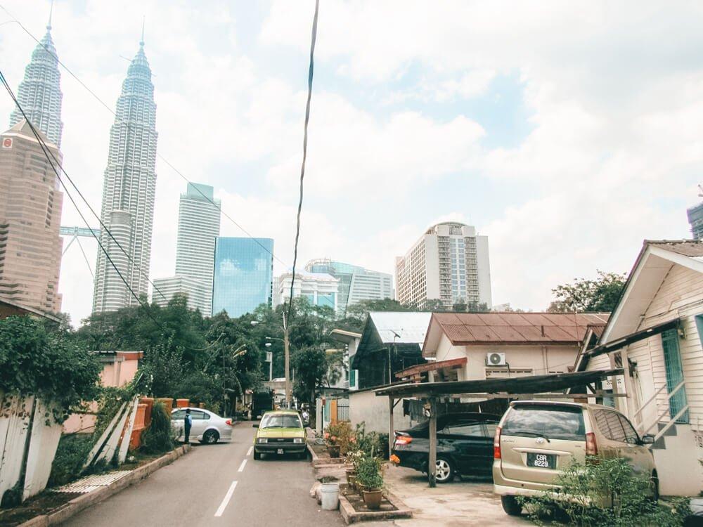 Kampung Bbaru - 3 day itinerary Kuala Lumpur, Malaysia and Kuala Lumpur 1 day itinerary