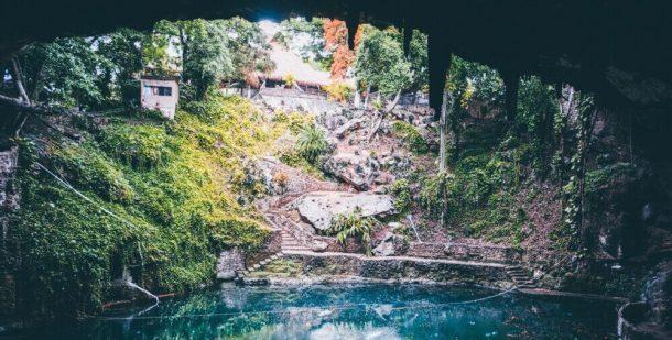 Cenote Zaci - Best Riviera Maya Cenotes