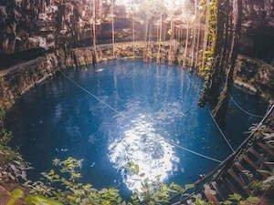 San Lorenzo Oxman Cenote - Best Valladolid Cenotes