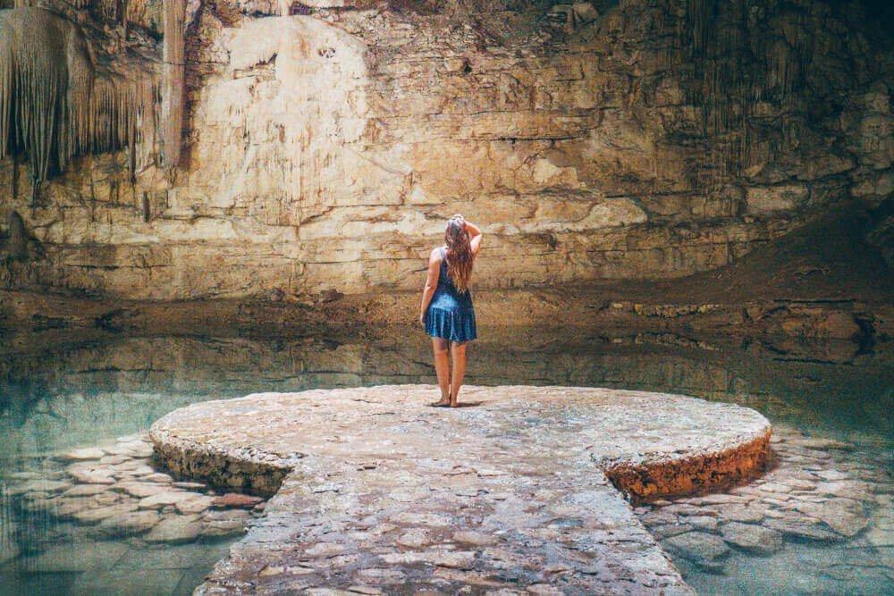 Suytun Cenote - Best Valladolid Cenotes