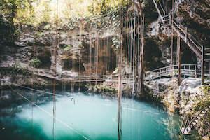 Cenote Xcanche - Best Valladolid Cenotes