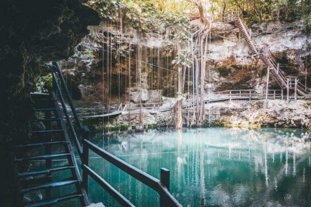 Xcanche Cenote - Best Valladolid Cenotes