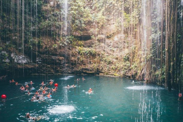 Ik Kil Cenote - Best Valladolid Cenotes
